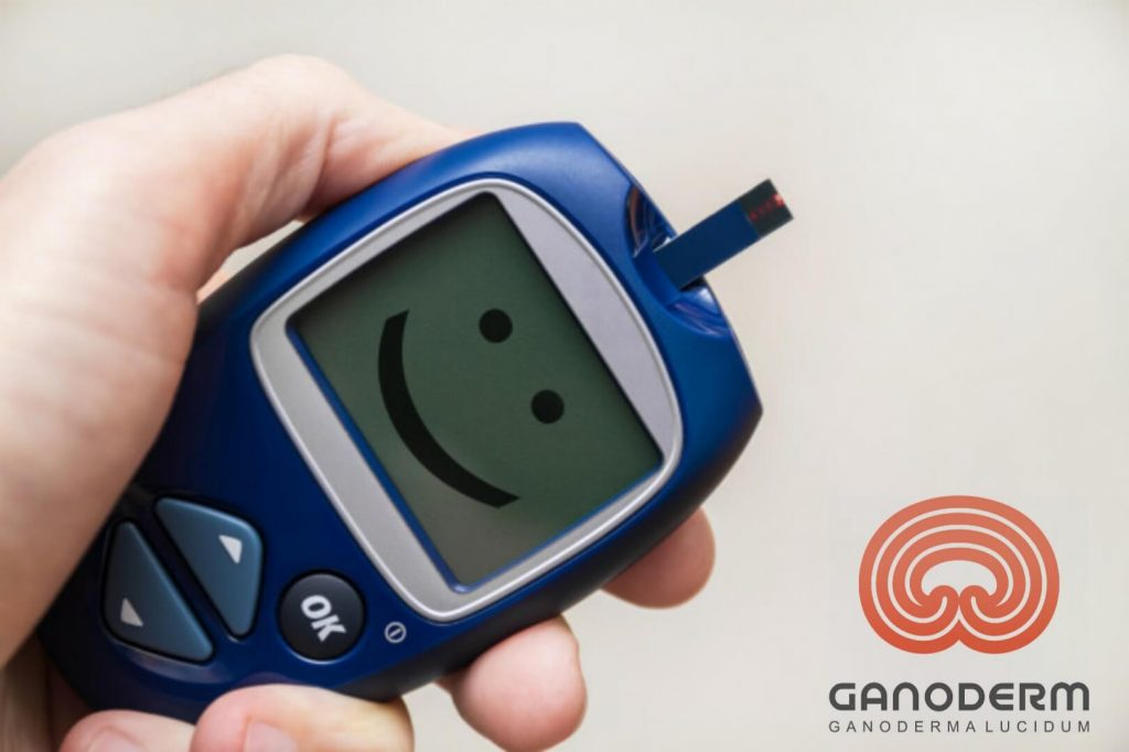 درمان دیابت با گانودرما